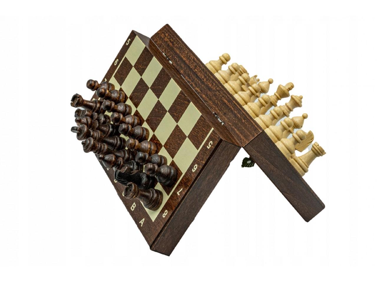 szachy magnetyczne turystyczne
